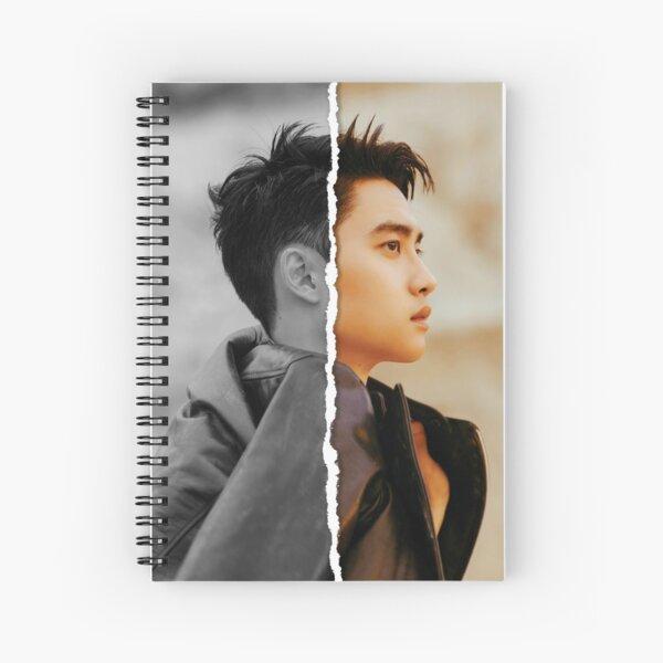 EXO D.O (Divided Photo) Spiral Notebook