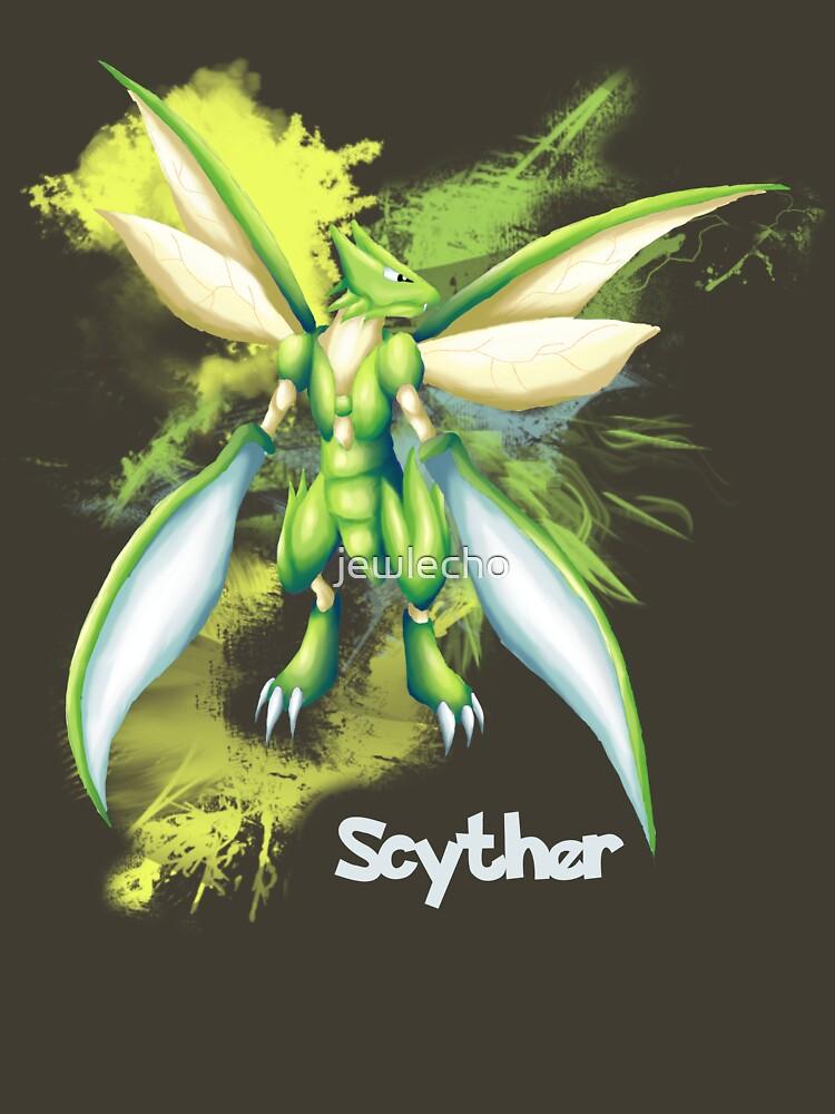 Scyther Shirt | Unisex T-Shirt