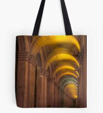 Post Office tunnel Tote Bag