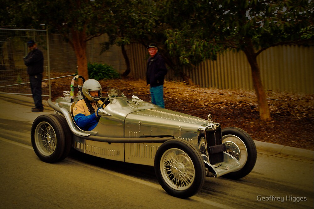 MG L Type 1934 by Geoffrey Higges