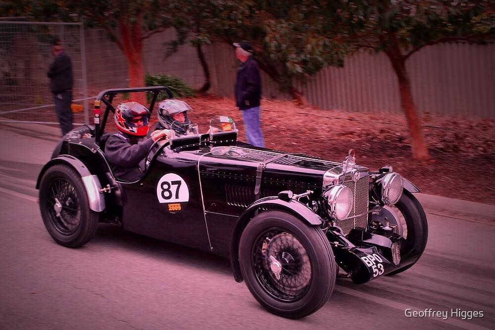 MG NB 1935 by Geoffrey Higges