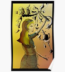 Alice in Wonderland Part 1 Poster