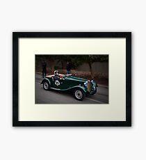 MG TD 1951 Framed Print
