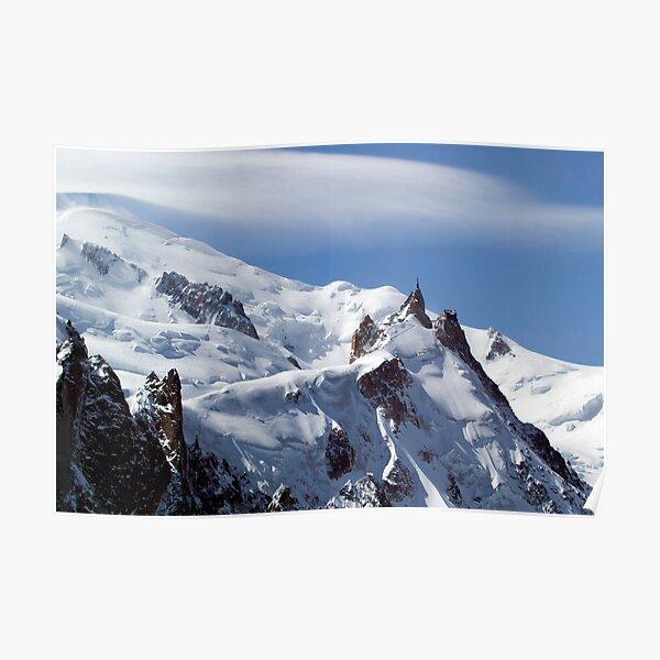 la plus haute montagne d'Europe.  ! http: //ih1.redbubble.net/work.4845726.3.lp Poster