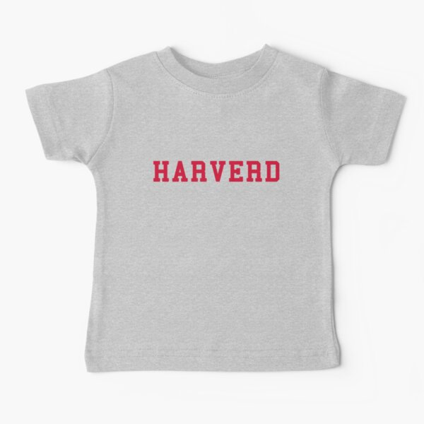 HARVERD (red letters) Baby T-Shirt
