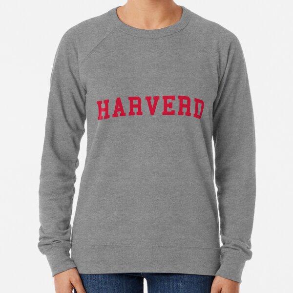 HARVERD (red letters) Lightweight Sweatshirt