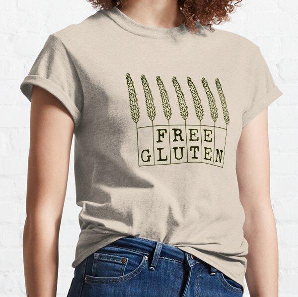 Free Gluten Classic T-Shirt