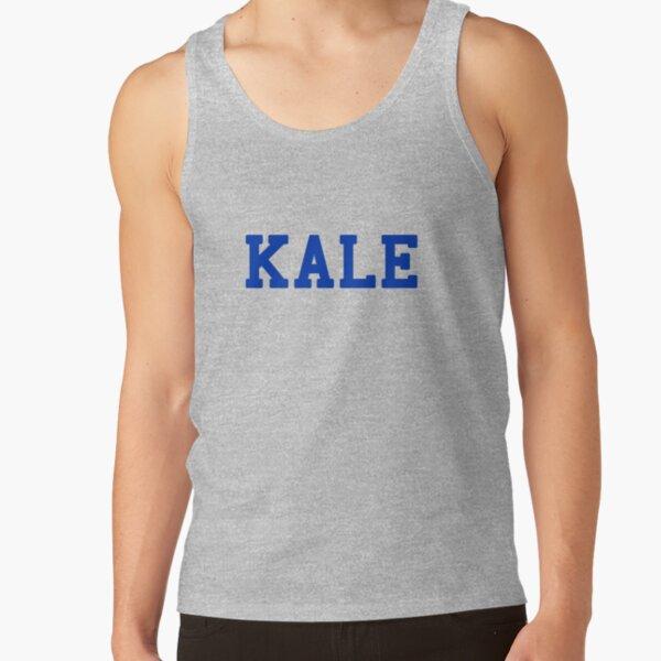 KALE (blue lettering) Tank Top