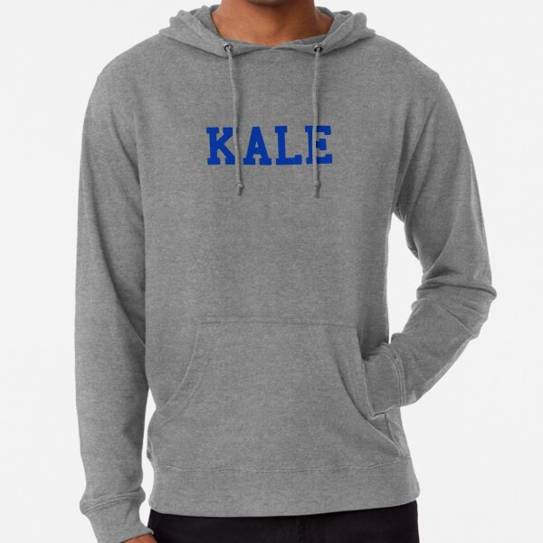 KALE (blue lettering) Lightweight Hoodie