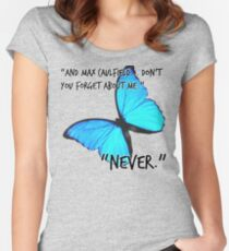Don't forget Women's Fitted Scoop T-Shirt