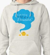 Bit of a Domestic Pullover Hoodie