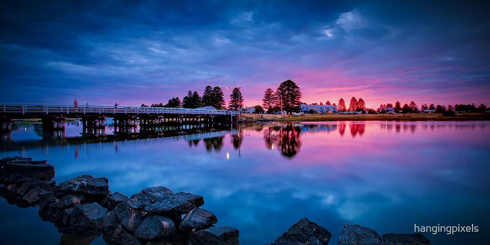 Moyne River Sunset 2 by hangingpixels