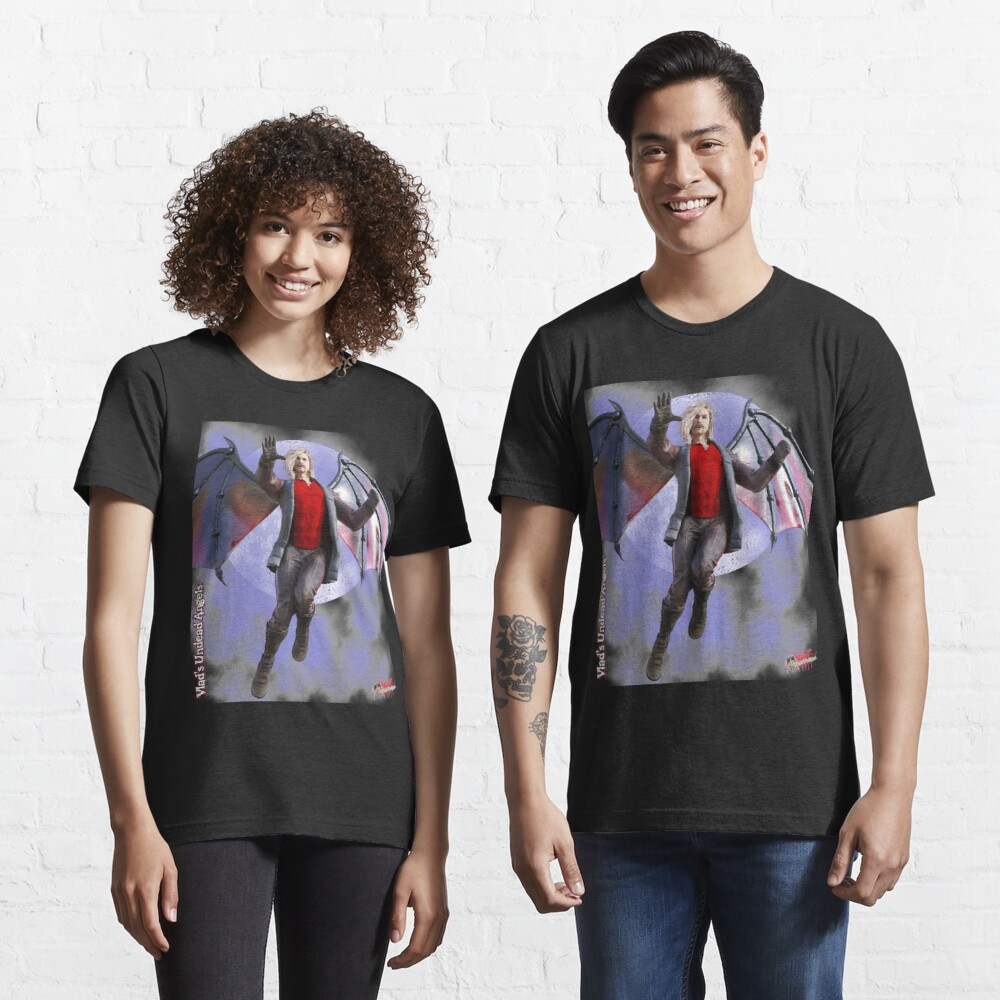 Undead Angels By Moonlight: Vampire Lord Essential T-Shirt