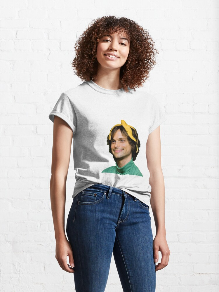 Alternative Ansicht von Matthew Grey Gubler Classic T-Shirt