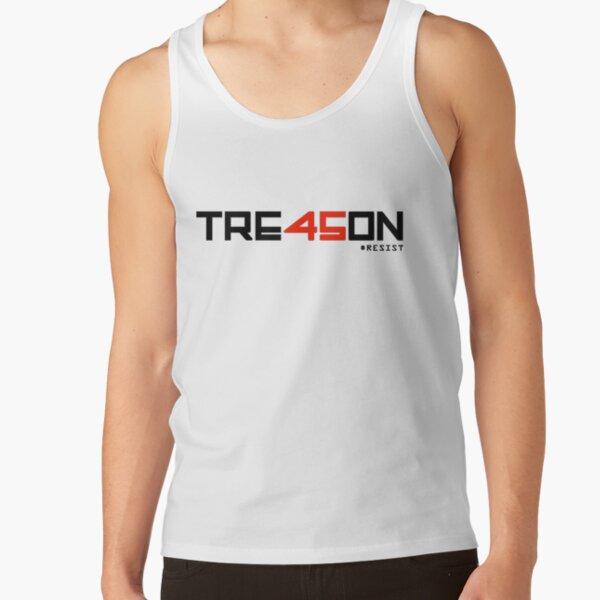 TRE45ON (TREASON) Tank Top