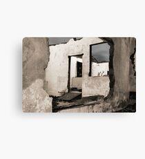 """''Broken"""" Canvas Print"""