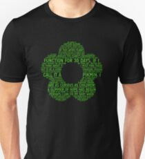 Pikmin Typography Unisex T-Shirt