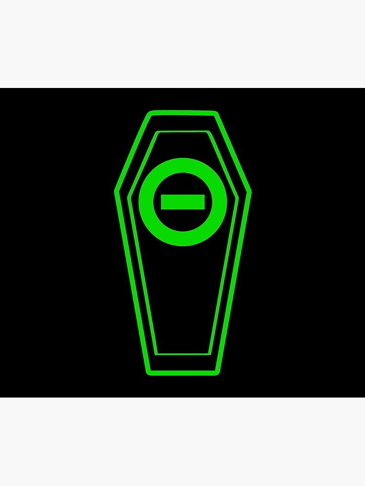 Type O Negative Coffin by lenhowe1996