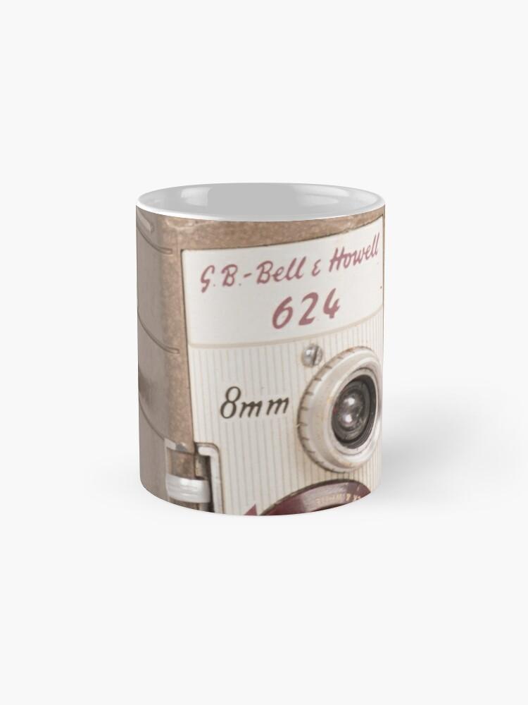 Alternate view of 8mm movie Mug
