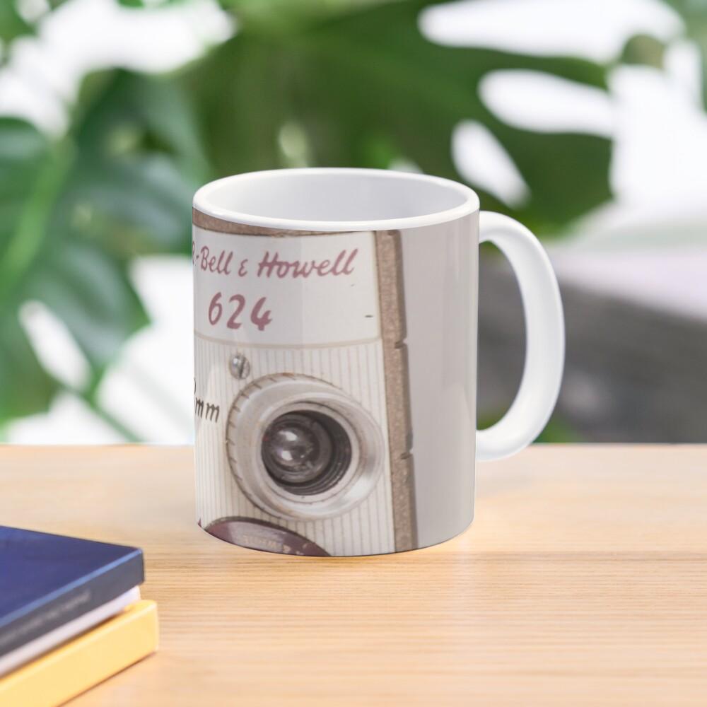 8mm movie Mug