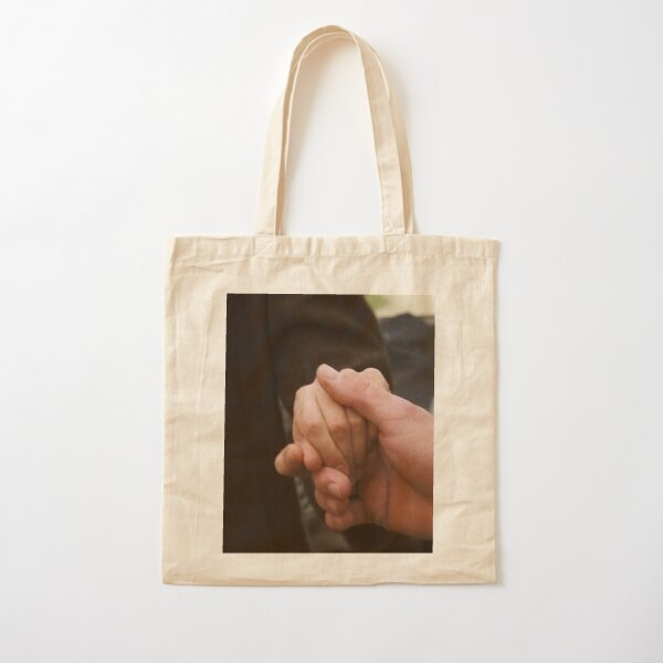 The Hand Scene in Pride and Prejudice Cotton Tote Bag