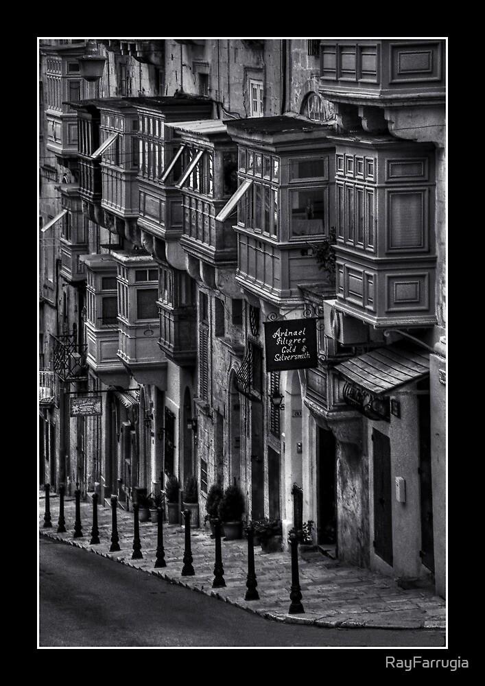 """REPUBLIC STREET VALLETTA MALTA"" by RayFarrugia"