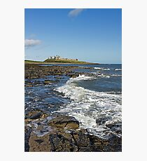 Dunstanburgh Castle Photographic Print