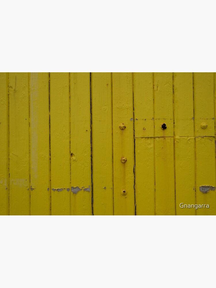 Yellow again by Gnangarra