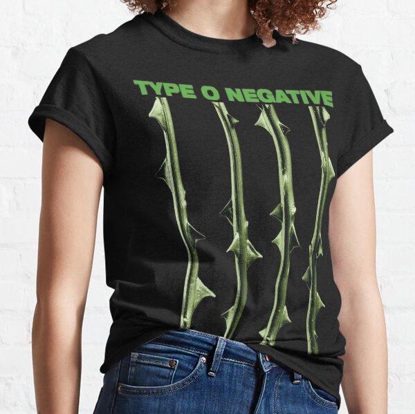 Type O Negative October Rust Classic T-Shirt