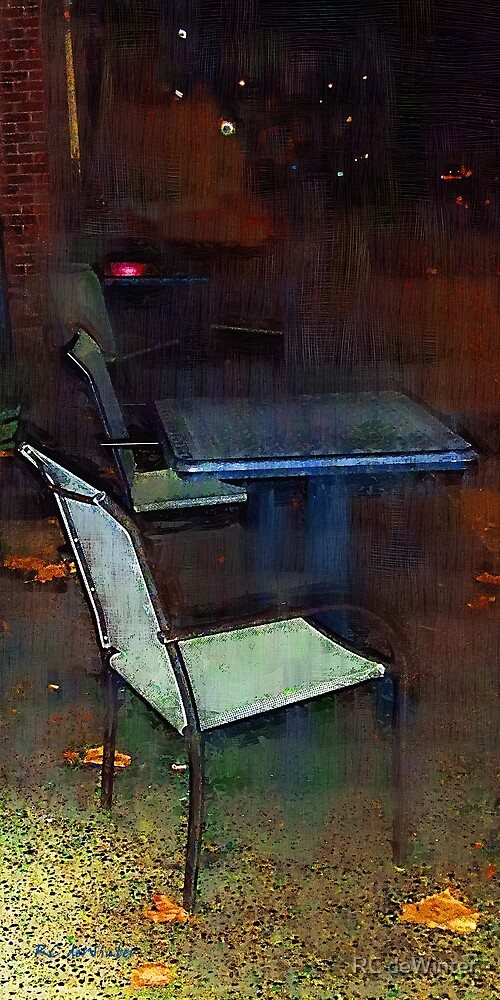Another Saturday Night by RC deWinter