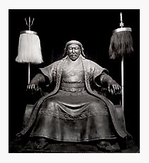 The Great Genghis Khan By Jonathan Green Photographic Print