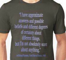 Honest Wisdom Unisex T-Shirt