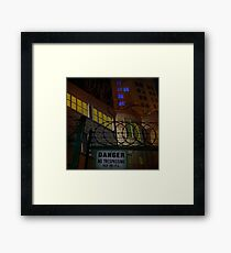 Escape from Phrizko 1 Framed Print