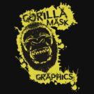 Gorilla Mask Graphics logo  by gorillamask