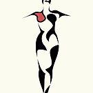 Body Shape Art 2 by liquidsouldes