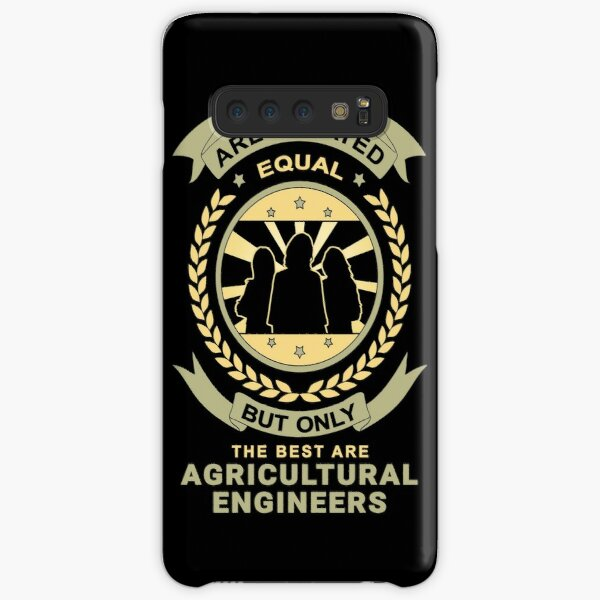 Women Are Created Equal for Agricultural Engineer Samsung Galaxy Snap Case