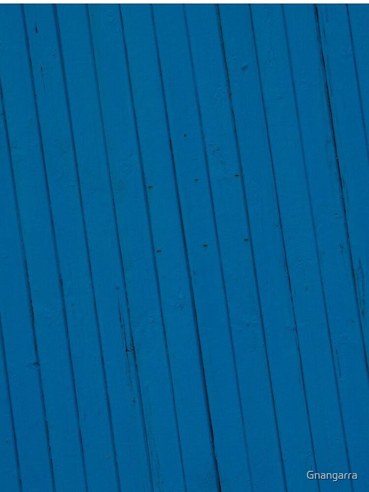 Blue splash by Gnangarra