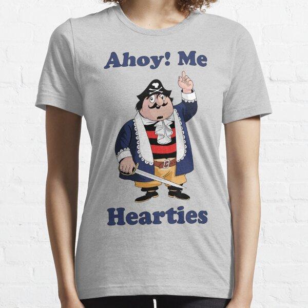 Pirate Pugwash - Ahoi Ich Herzchen Essential T-Shirt