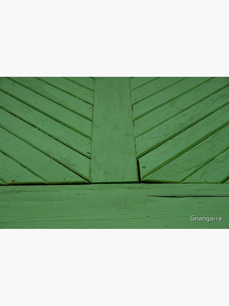 Green splash by Gnangarra