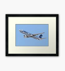 N534AS Alaska Airlines, Boeing 737-890 Framed Print