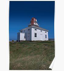Original Cape Spear Lighthouse Poster