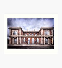 Great Eastern Railway Museum Art Print