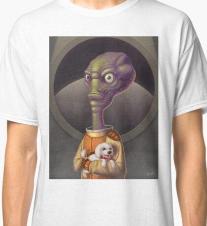Spacehead Joe Classic T-Shirt