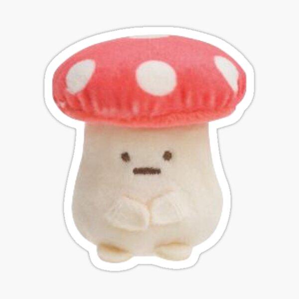mushrooms kinda shy not gonna lie Sticker