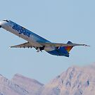 N415NV Allegiant Air, McDonnell Douglas MD-82 by Henry Plumley