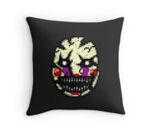 Nightmare Puppet - Five Nights at Freddys 4 - Pixel art Throw Pillow