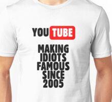 Idiots of YouTube Unisex T-Shirt