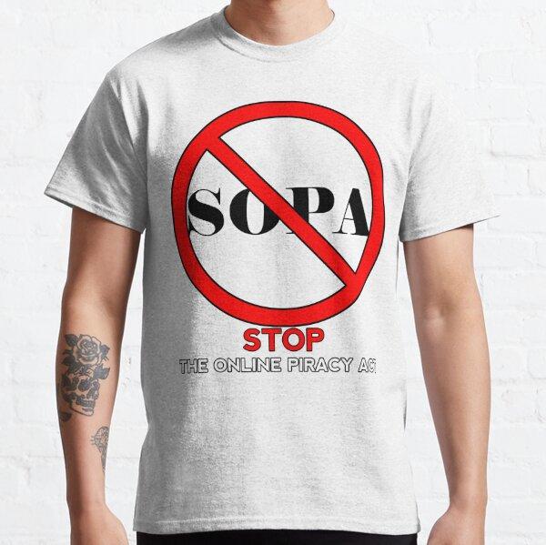 STOP SOPA Classic T-Shirt