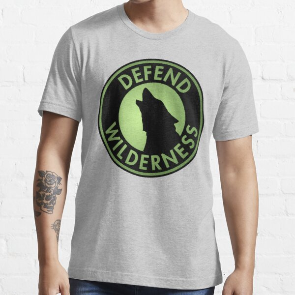 Defend Wilderness Essential T-Shirt