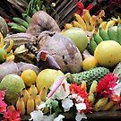 Colorful Fruit by Rosalie Scanlon